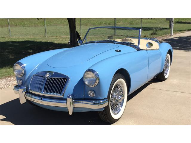 1957 MG Antique | 908090