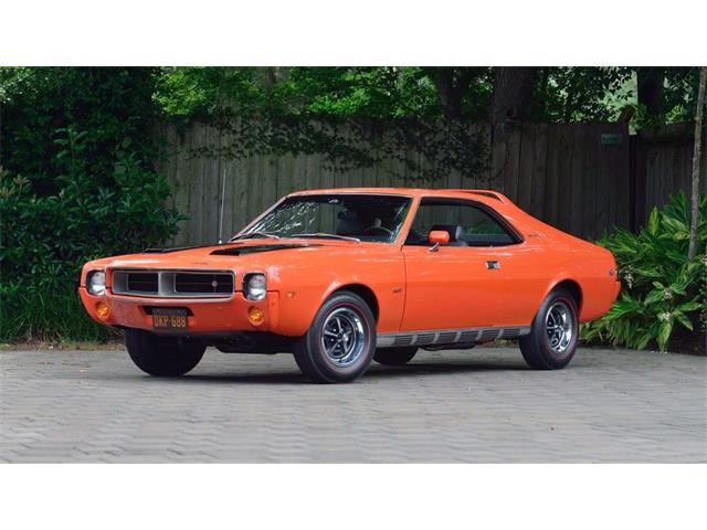 1969 AMC Big Bad Javelin SST | 908097