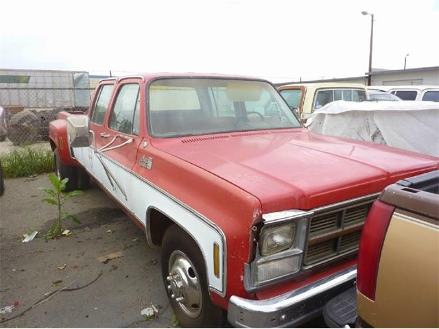 1980 Chevrolet CREW CAB DUALLY | 900810