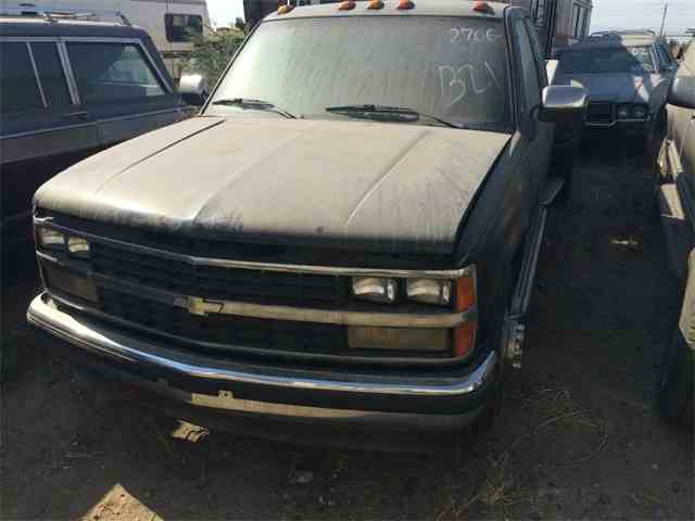 1988 Chevrolet EXTENDED CAB DUALLY | 900811