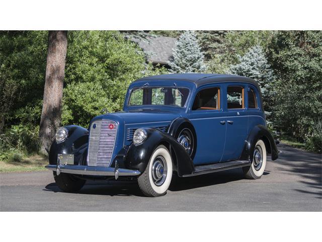 1938 Lincoln Model K   908117