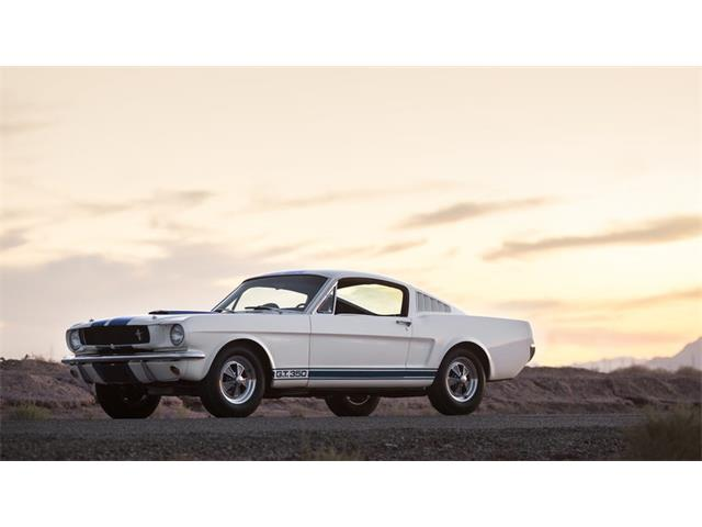 1965 Shelby GT350   908118