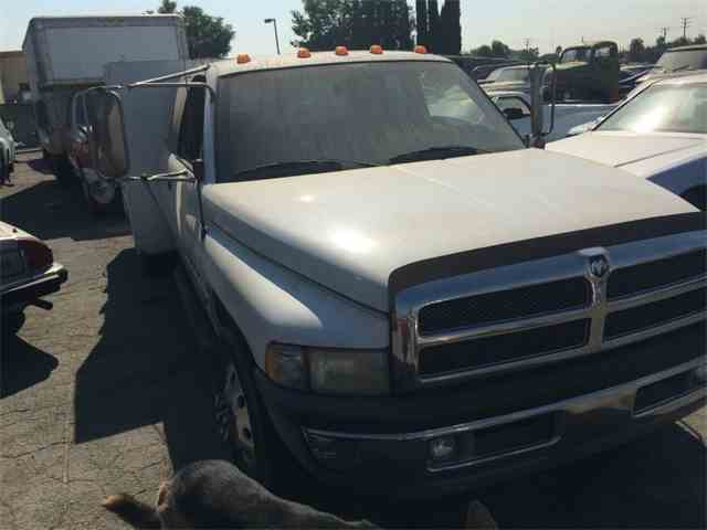2000 Dodge EXT CAB UTILITY TRUCK | 900812