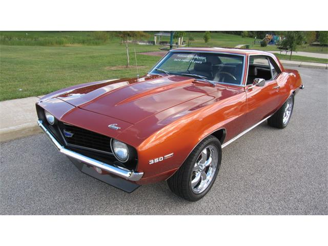1969 Chevrolet Camaro | 908124