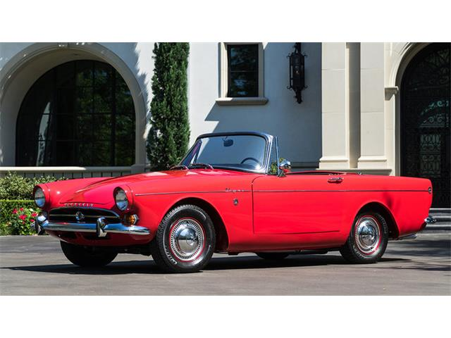 1965 Sunbeam Tiger | 908138