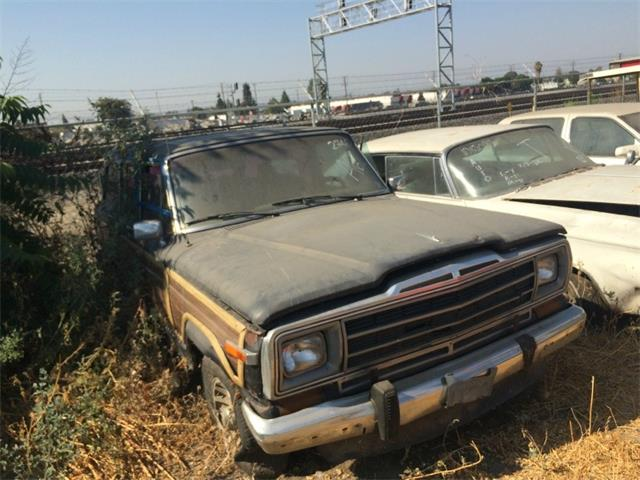 1987 Jeep Wagoneer | 900815