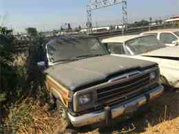 Picture of 1987 Jeep Wagoneer located in California - JB2N
