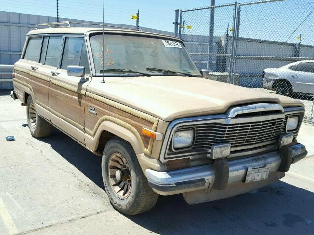 1985 Jeep GRAND WAGONEER 4WD | 900816