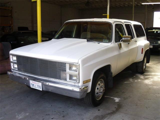 1973 Chevrolet DUALLY SUBURBAN | 900817