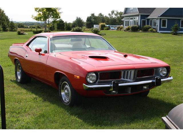 1974 Plymouth Cuda | 908175