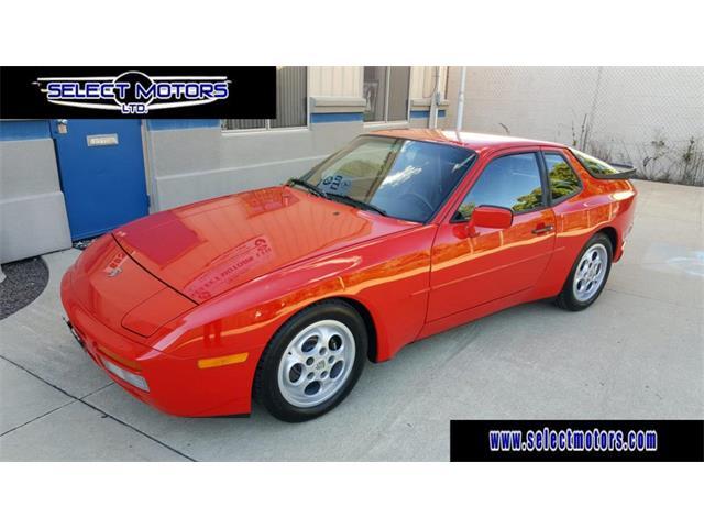 1987 Porsche 944 | 908179
