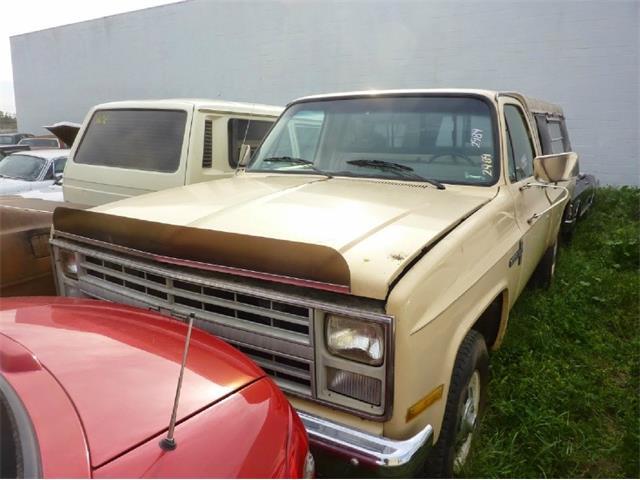 1985 Chevrolet C20 4 X 4 | 900819