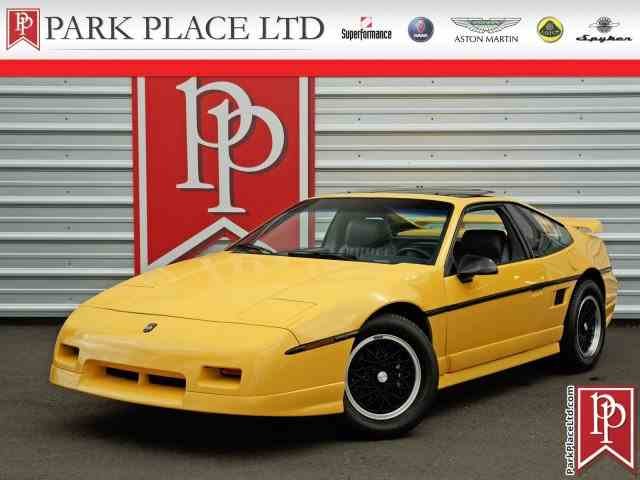 1988 Pontiac Fiero | 908198