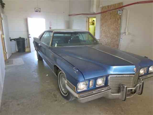1972 Cadillac Coupe DeVille | 900821