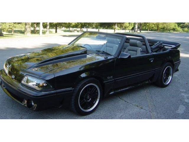 1987 Ford Mustang | 908211