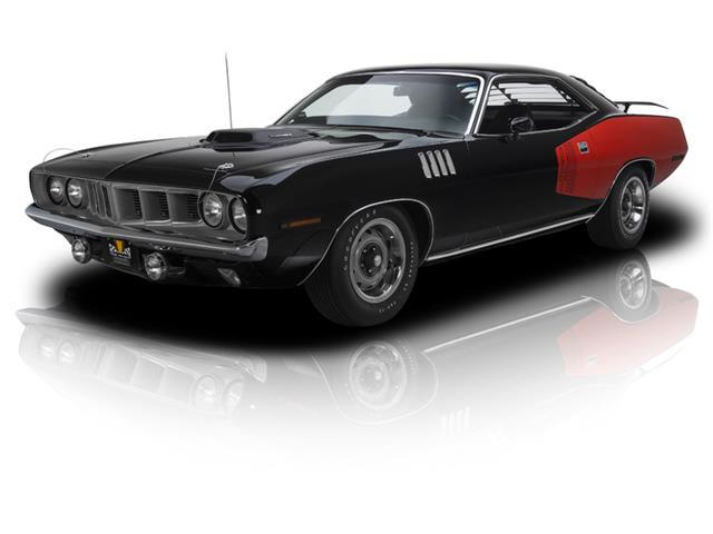 1971 Plymouth Cuda | 908221