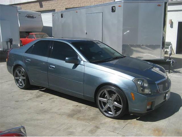 2005 Cadillac CTS | 908223