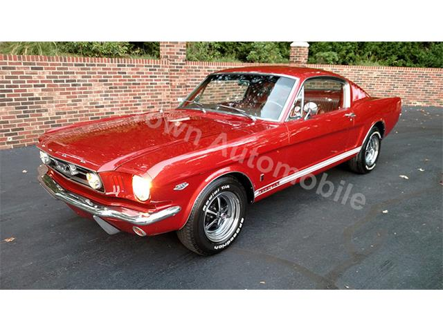 1966 Ford Mustang | 908224