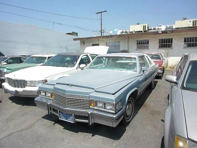 1979 Cadillac Coupe DeVille | 900823
