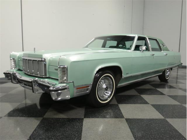 1976 Lincoln Premiere | 908230