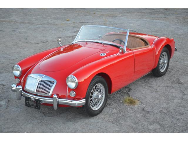 1961 MG Antique | 908231