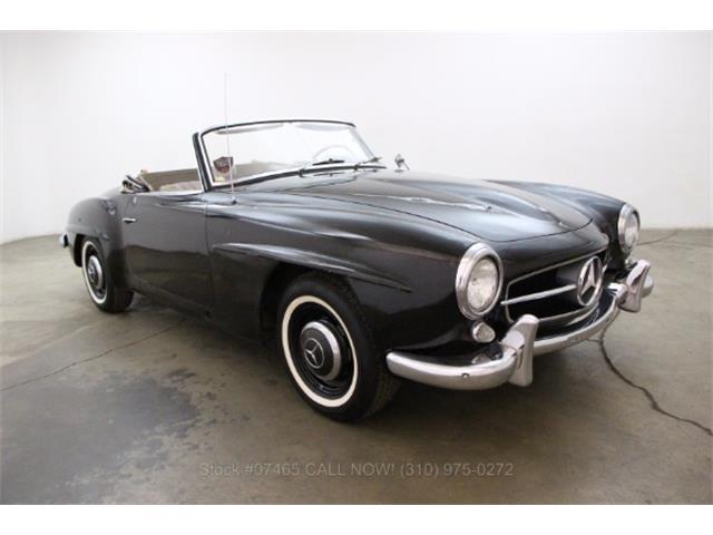 1960 Mercedes-Benz 190SL | 908238