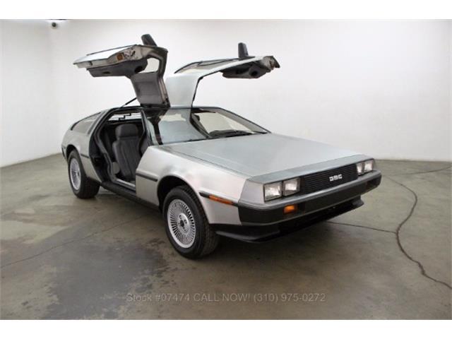 1981 DeLorean DMC-12   908239