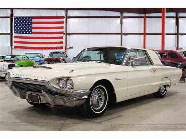 1964 Ford Thunderbird | 908258