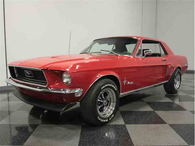 1968 Ford Mustang | 908265