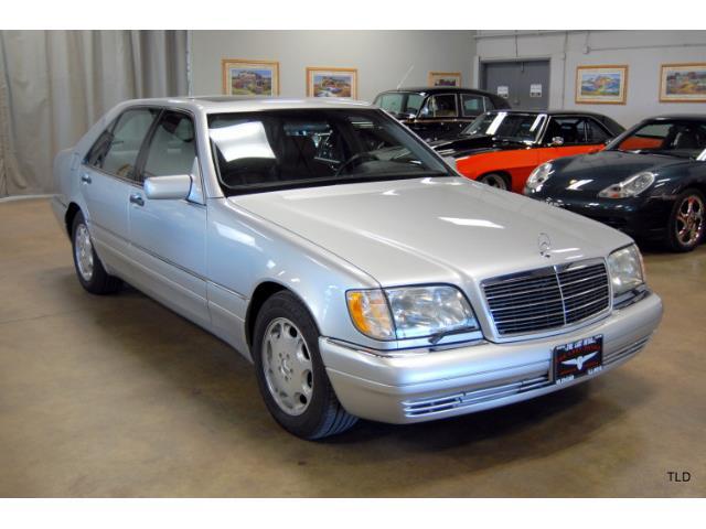 1999 Mercedes-Benz S-Class | 908272