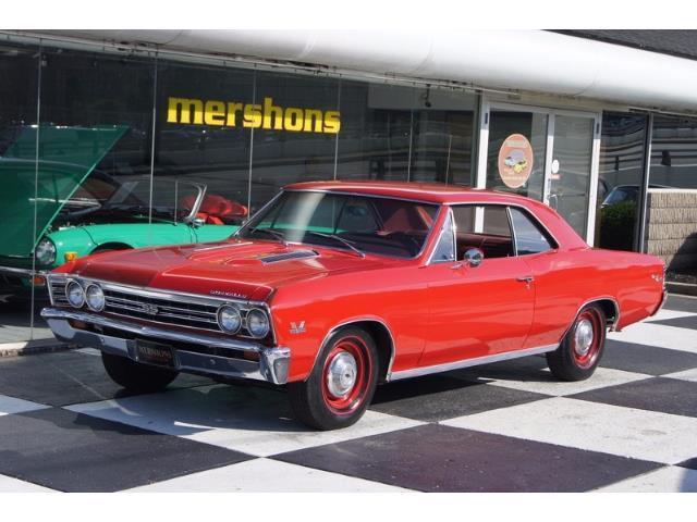 1967 Chevrolet Chevelle SS | 900828