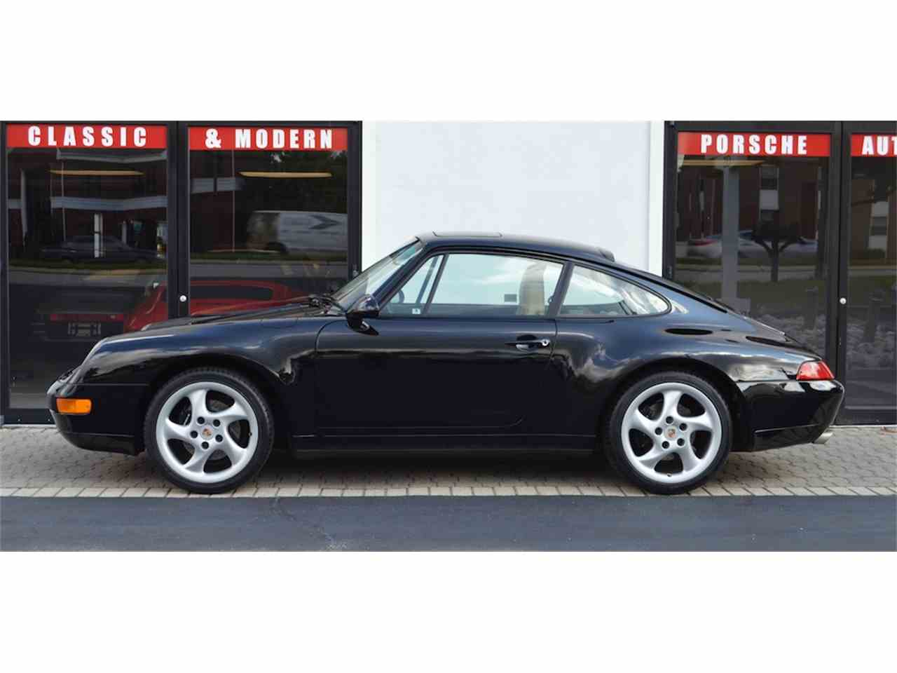 Large Picture of '96 Carrera 2 located in West Chester Pennsylvania Auction Vehicle Offered by Holt Motorsports - JGU1