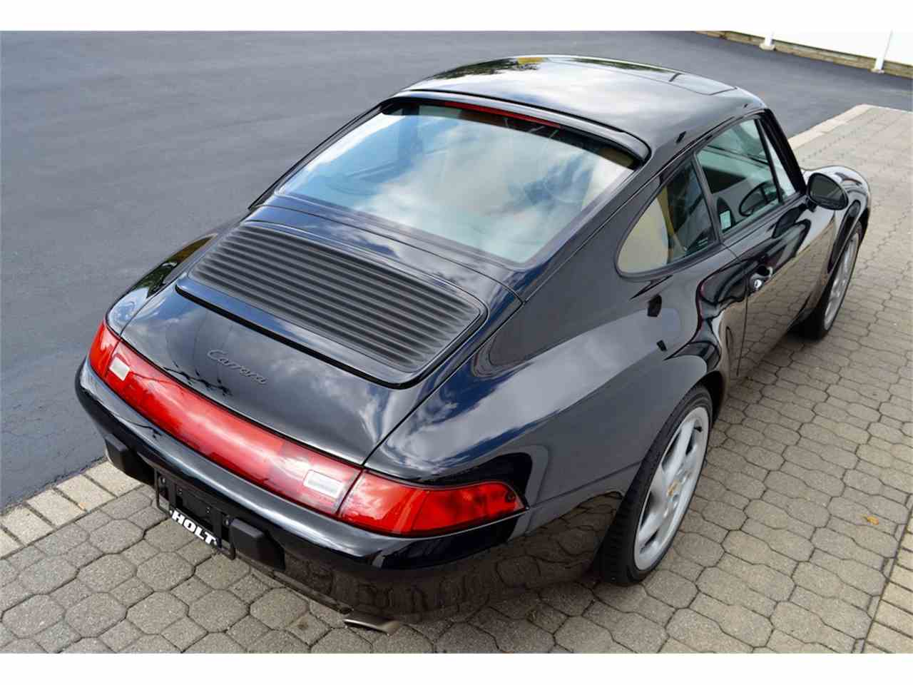Large Picture of 1996 Porsche Carrera 2 located in West Chester Pennsylvania Offered by Holt Motorsports - JGU1