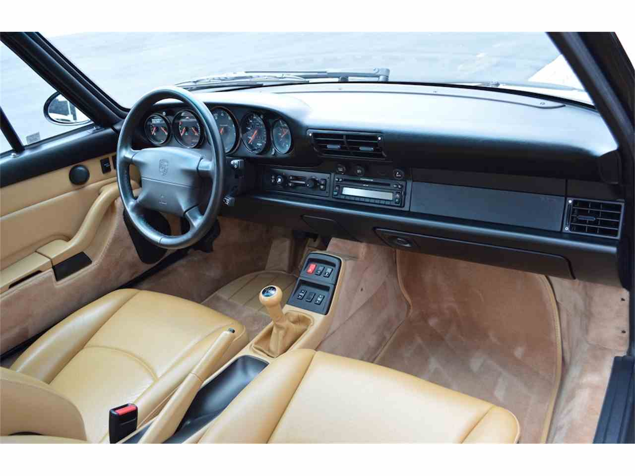 Large Picture of '96 Carrera 2 located in Pennsylvania Auction Vehicle - JGU1