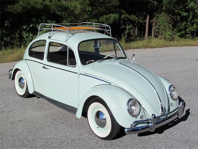 1966 Volkswagen Beetle | 908282