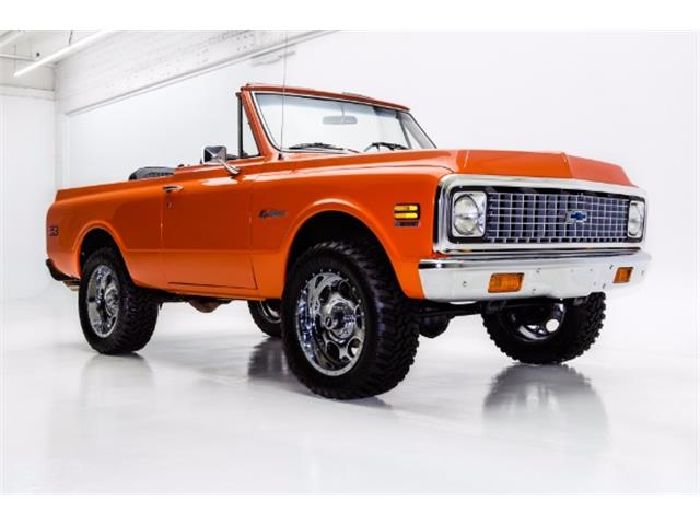 1971 Chevrolet Blazer   908289