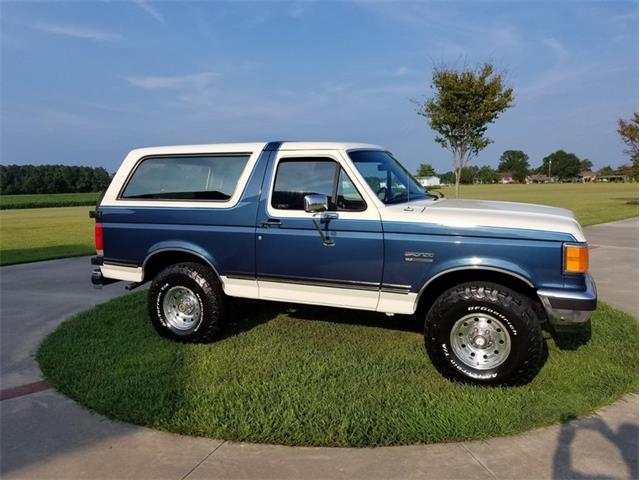1987 Ford Bronco | 908294