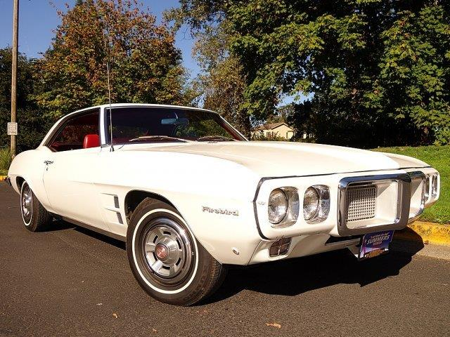 1969 Pontiac Firebird | 908302