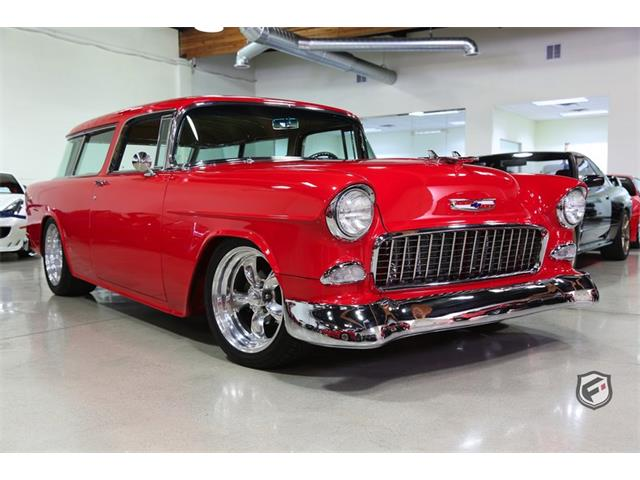 1955 Chevrolet Bel Air Nomad | 908306