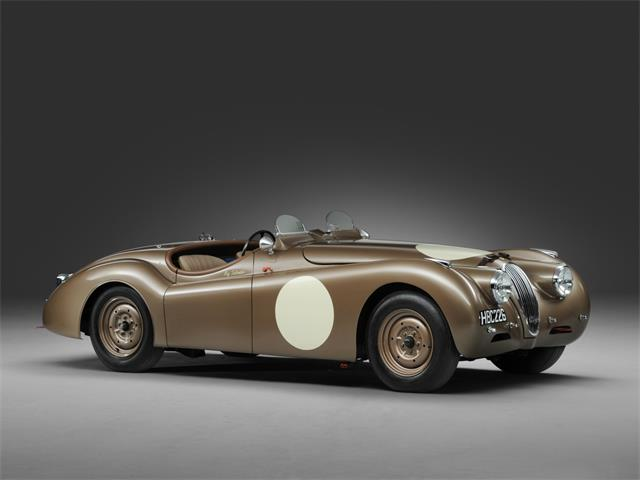 1950 Jaguar XK120 Salvadori Competition Roadster | 908309