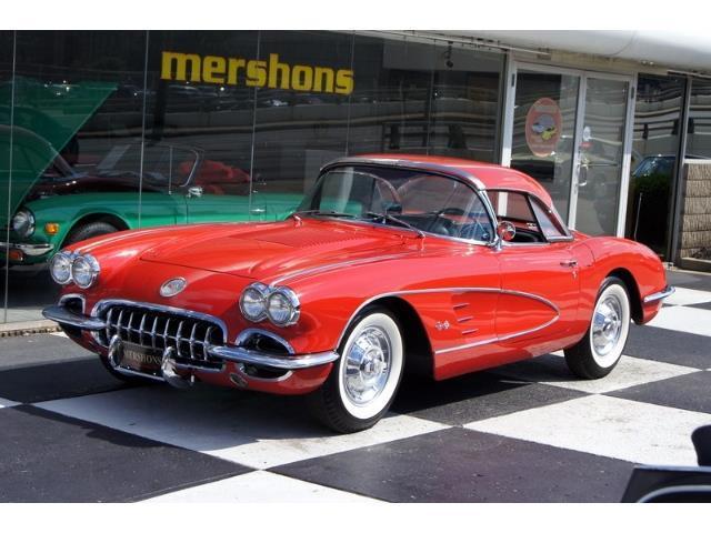 1958 Chevrolet Corvette | 900831