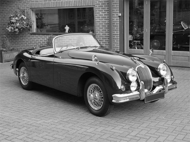 1958 Jaguar XK150 RHD 3.4 Roadster | 908313