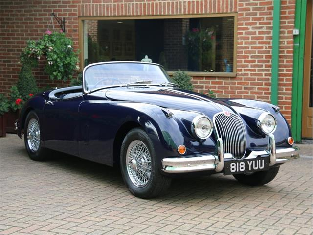 1958 Jaguar XK150 RHD 3.4 Roadster | 908313