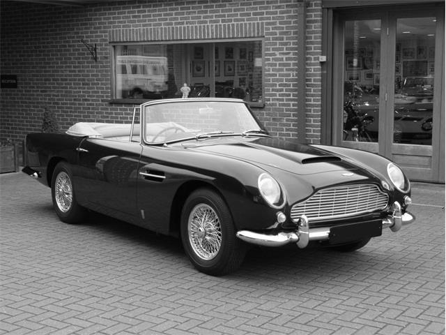 1965 Aston Martin Aston Martin DB5 Convertible | 908315