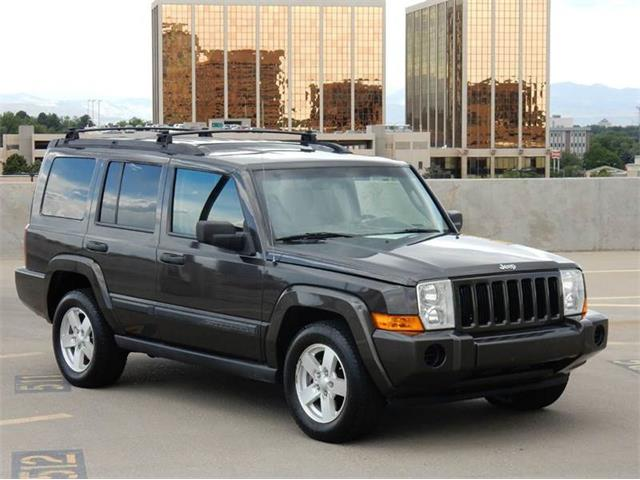 2006 Jeep Commander | 908324