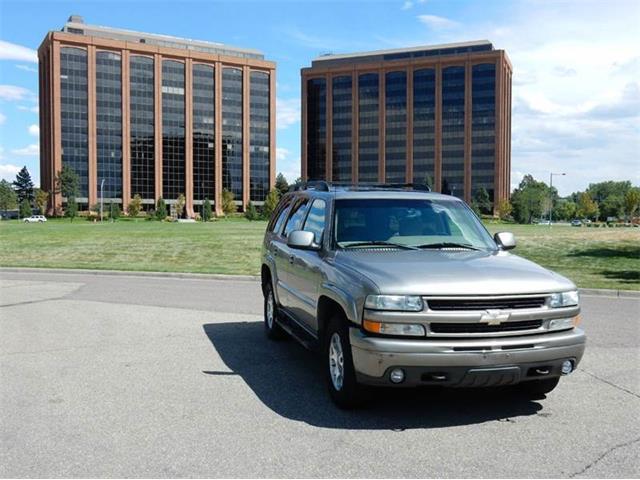2003 Chevrolet Tahoe | 908325