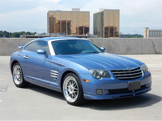 2006 Chrysler Crossfire SRT-6 | 908326