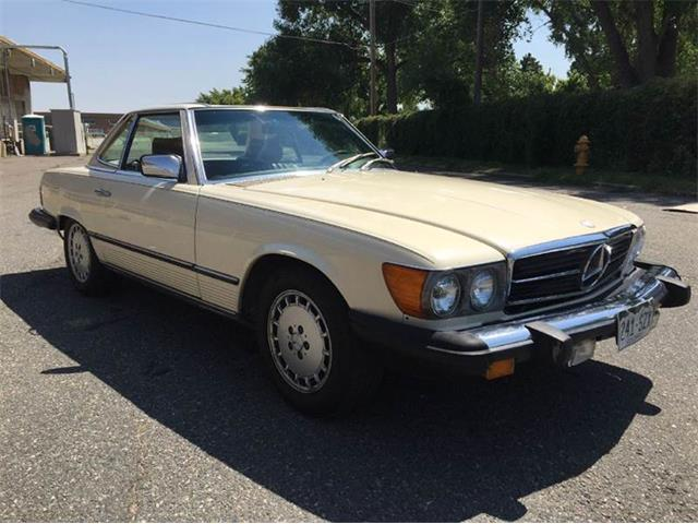 1984 Mercedes-Benz 380SL | 908327