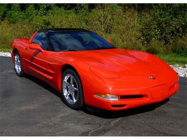 2004 Chevrolet Corvette | 908335