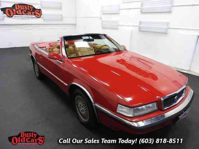 1989 Chrysler TC by Maserati | 908351